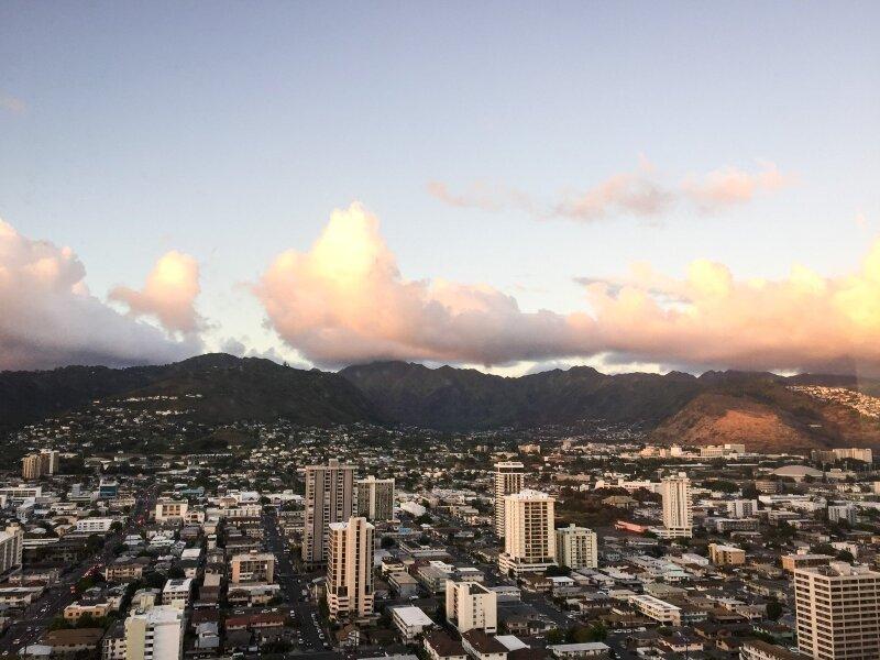 Pamačiau ir supratau: jei emigruoti, tai tik į Havajus!