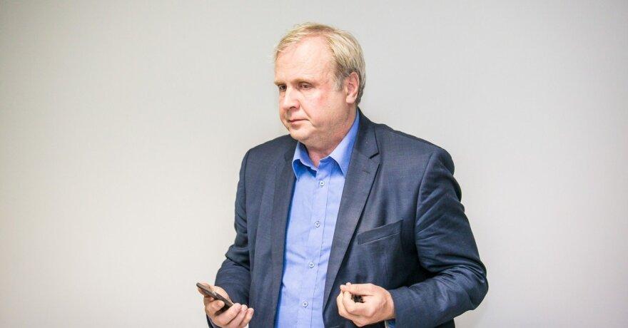 Albinas Januška EN