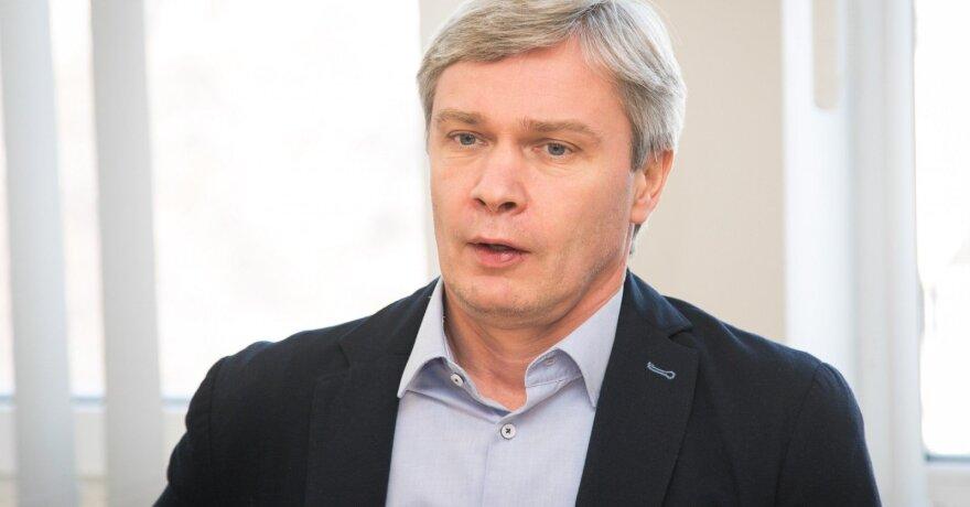 Rimvydas Paleckis EN