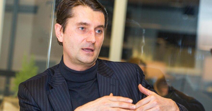Ronaldas Račinskas EN