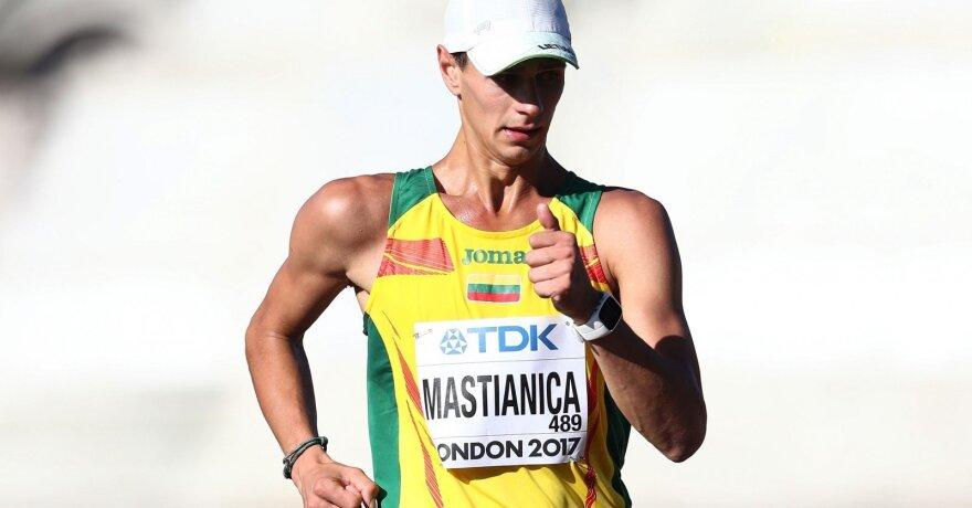 Arturas Mastianica