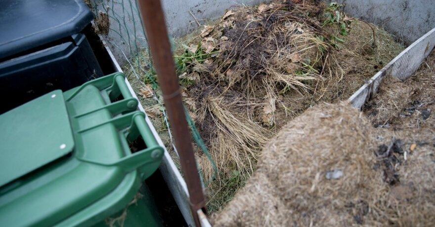 kompostavimas