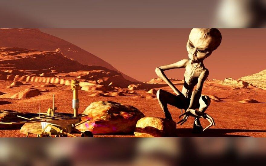Gyvenimas Marse – netolima ateitis?