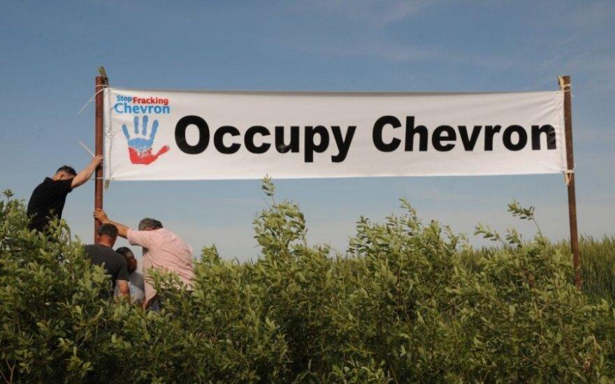 """Occupy Chevron"" (Okupuok ""Chevron"")"