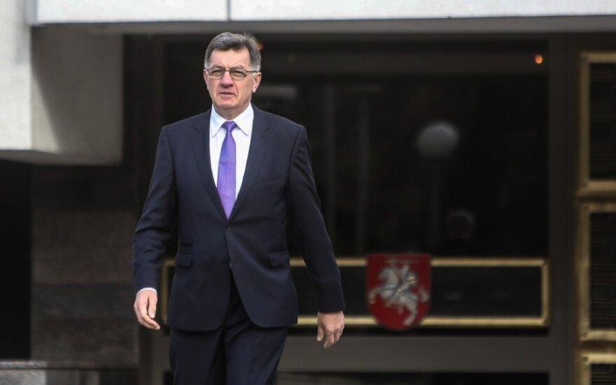 A.Butkevičius: įtarimai D. A. Barakauskui kol kas nėra pareikšti