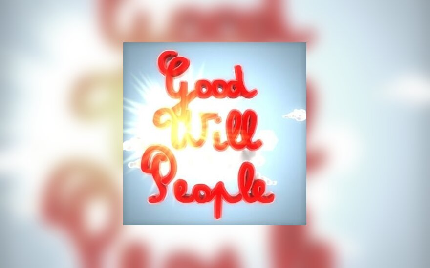 """Festivalis """"Good Will People"""""""