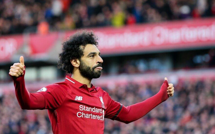 Mohamedas Salah