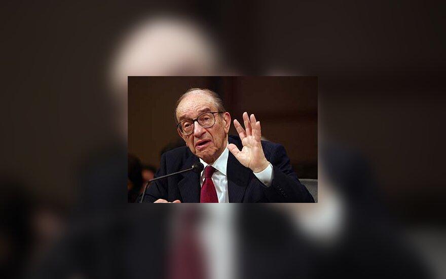 Alanas Greenspanas