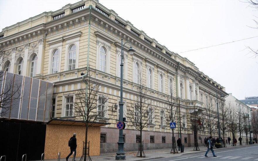 Lietuvos bankas: EK siekia stiprinti euro tarptautinį vaidmenį