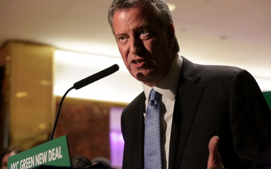 Billas de Blasio
