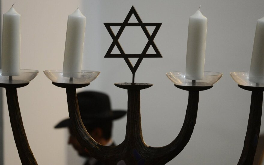 Renovation of synagogue starts in Vilnius