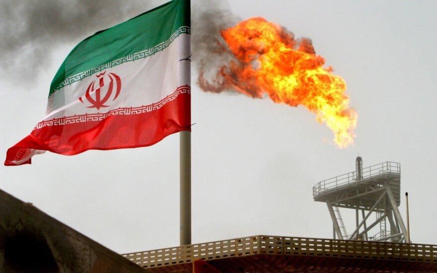 Iranas pranešė areštavęs JAV karinio laivyno veteraną