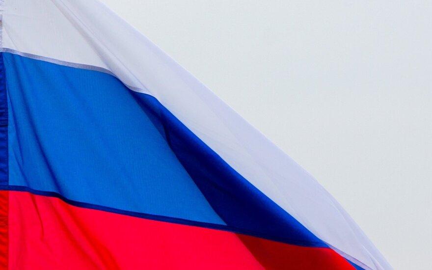 Ukraina Rusijos diplomatą paskelbė persona non grata