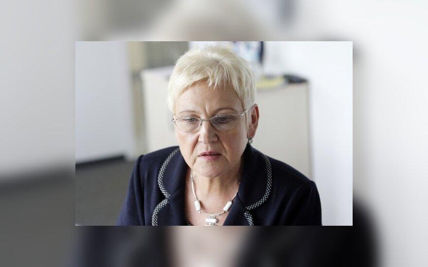 I.Degutienė: tradicines vertybes sauganti Lietuva nepasiduos ES liberalizmui