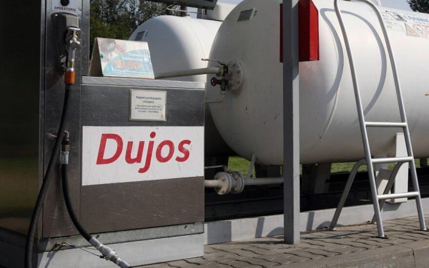 Keleivių vežėjai renkasi alternatyvius degalus