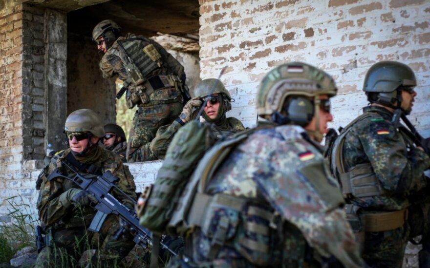 JAV batalionas Lietuvoje – kokia būtų jo reali nauda, jei vyktų karas su Rusija?