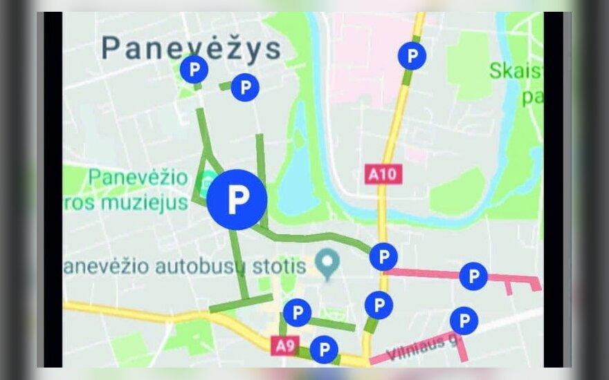 Mobiliąja programėle jau galima atsiskaityti ir Panevėžyje
