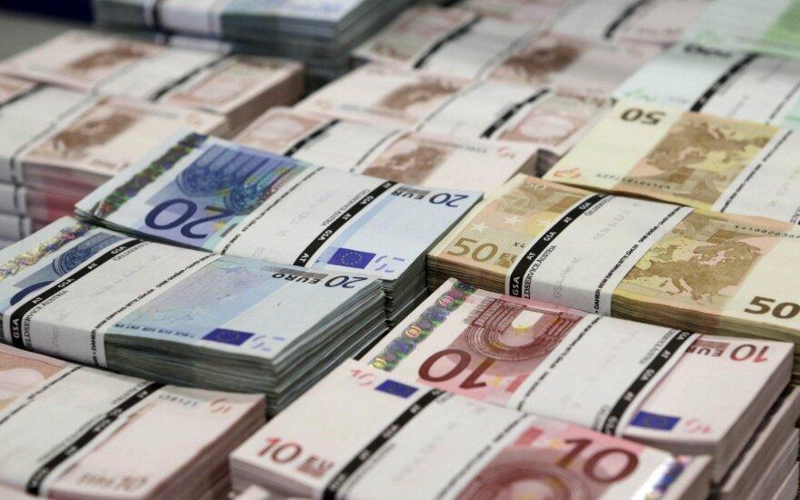 Didžiausias pasaulyje suverenus turto fondas pirmą ketvirtį patyrė per 17 mlrd. eurų nuostolį