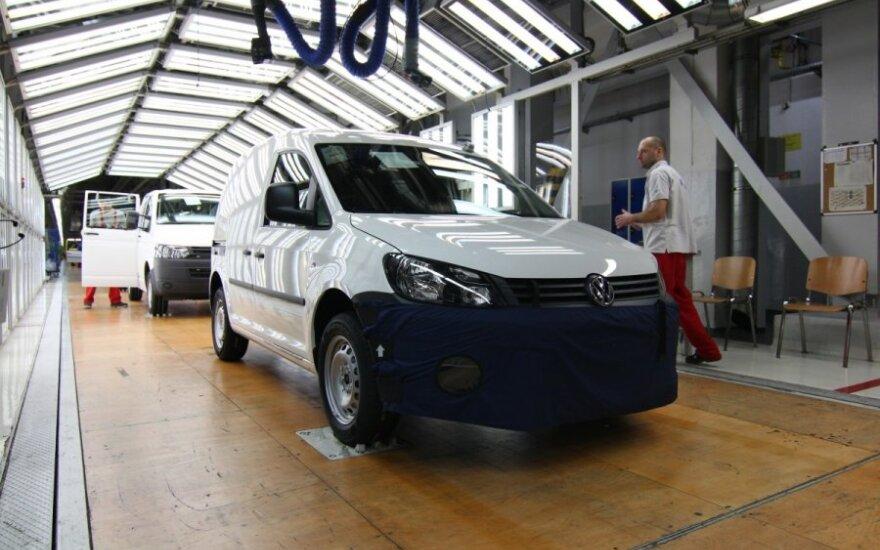 Volkswagen gamykla Lenkijoje