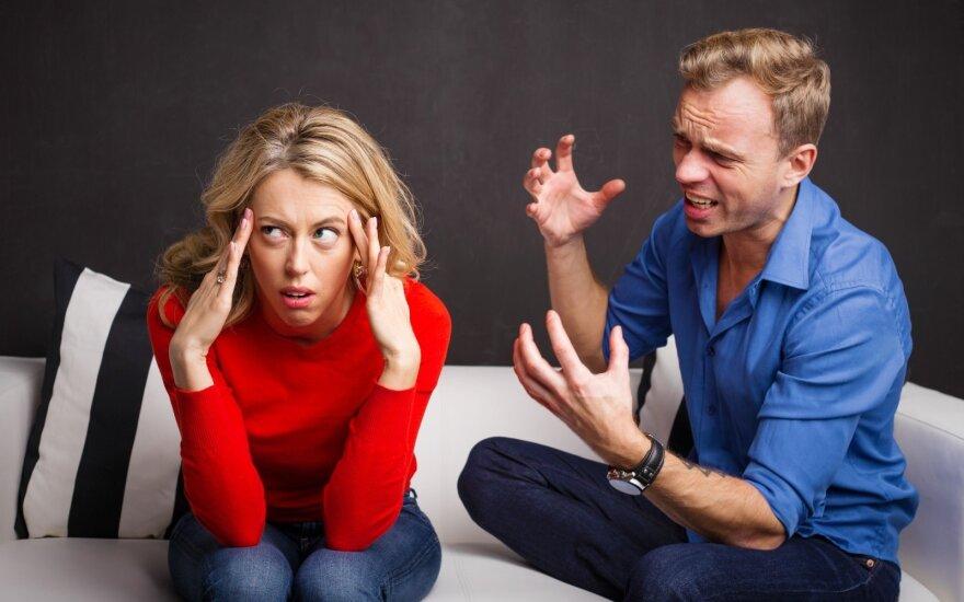 Dažnai ginčijatės dėl smulkmenų? Mokslas sako, kad tai gerai