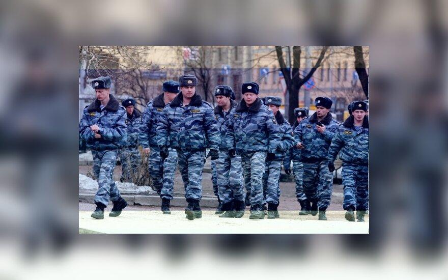 Dagestane sunaikintas kovotojas, siejamas su sprogdinimais Maskvos metro