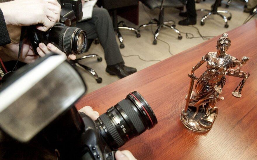 Nusikaltimų aukoms ir liudytojams teisme padės jaustis saugiau