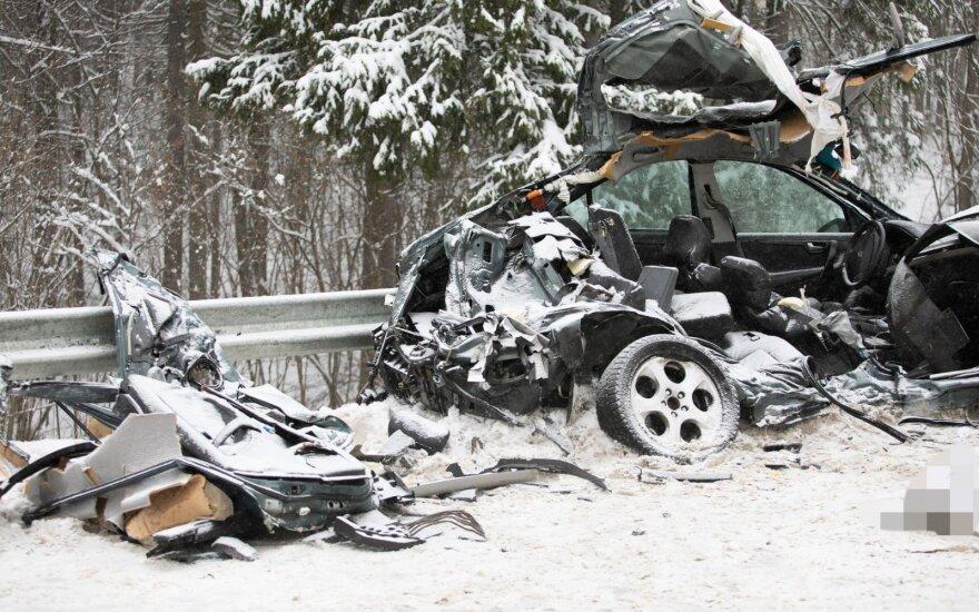 Nepagražinta gelbėtojų kasdienybė: kai kurie avarijų vaizdai iš atminties neišsitrina metų metus