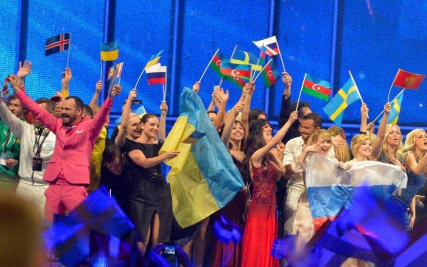"""""""Eurovizija"""" atvertė visas kortas"""