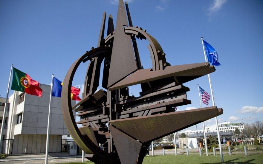 NATO vadas apie batalionų dislokavimą: parengtis bus labai aukšta