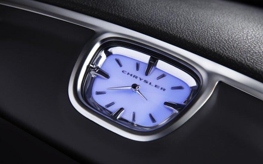 """""""Chrysler"""" pardavimai padidėjo 11 proc."""