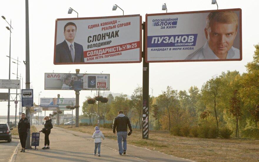 """ESBO: rinkimai Ukrainoje buvo """"demokratiški"""", bet reikalingos tolesnės reformos"""