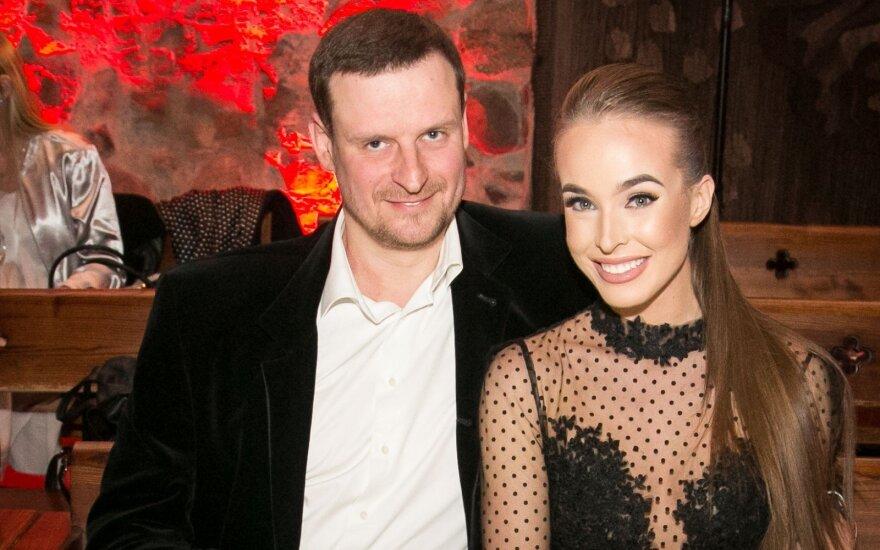Danielius Bunkus ir Viktorija Siegel