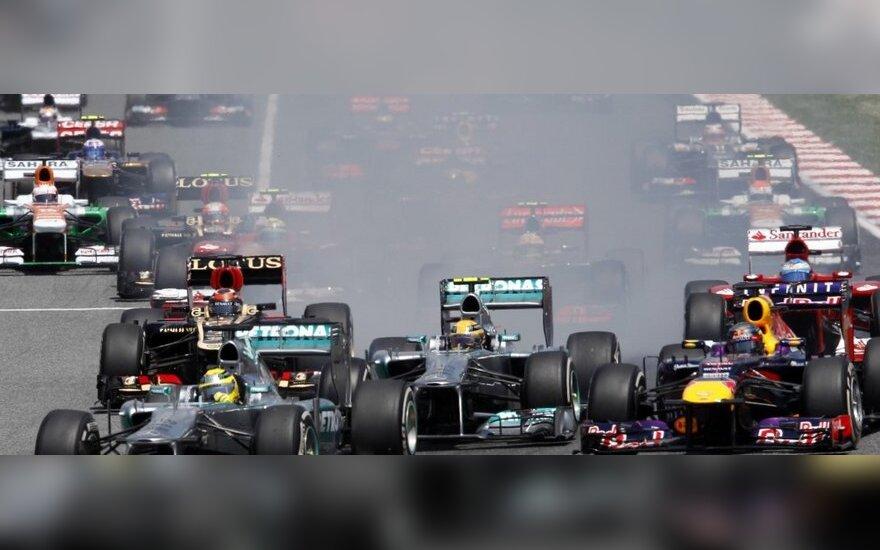 """""""Formulės-1"""" lenktynių etapas"""