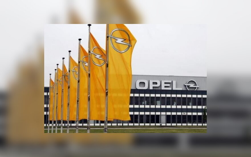 "Opel"" gamykla. ""Automotive News"" nuotr."