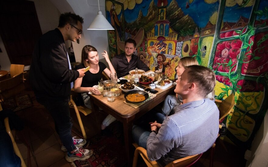 Restoranų reidas /Foto: Deividas Bendžius