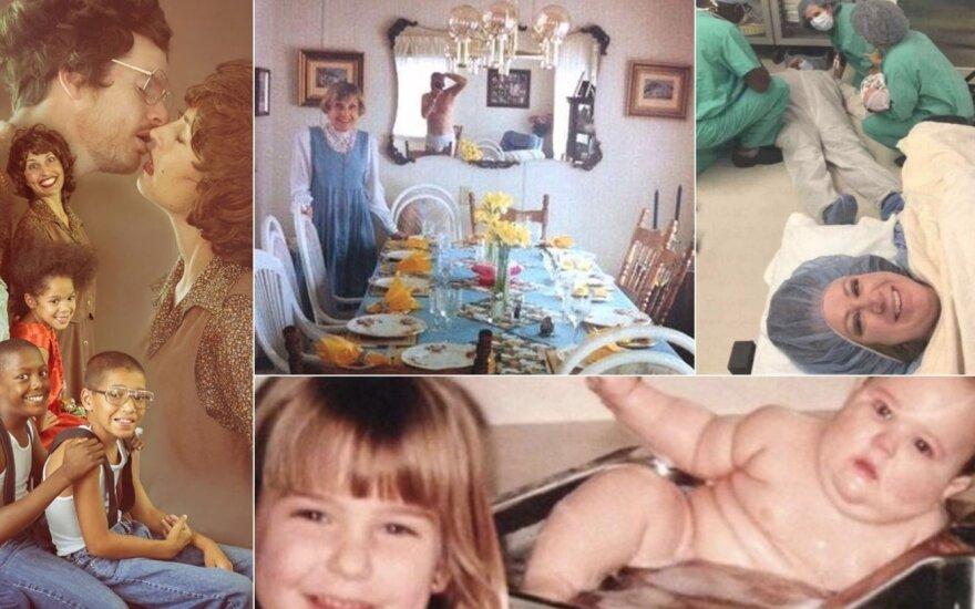 Gėdingiausios šeimų nuotraukos /Foto: Awkwardfamilyphotos.com