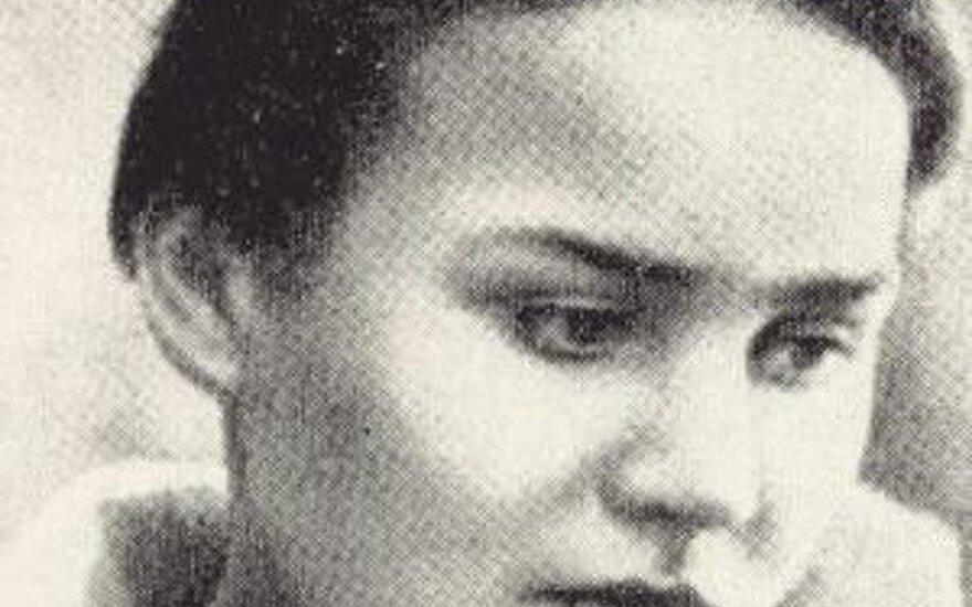 Trypia poetės atminimą: išdavė Lietuvą
