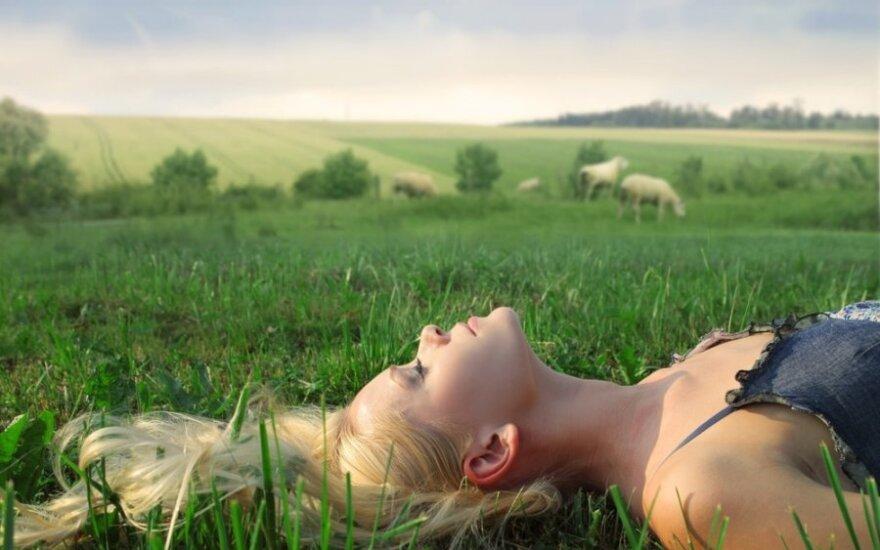 10 fengšui patarimų, kaip pagerinti miegą