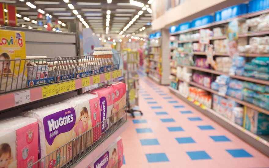 Retail market dominated by few big retailers in Lithuania, Latvia – new study
