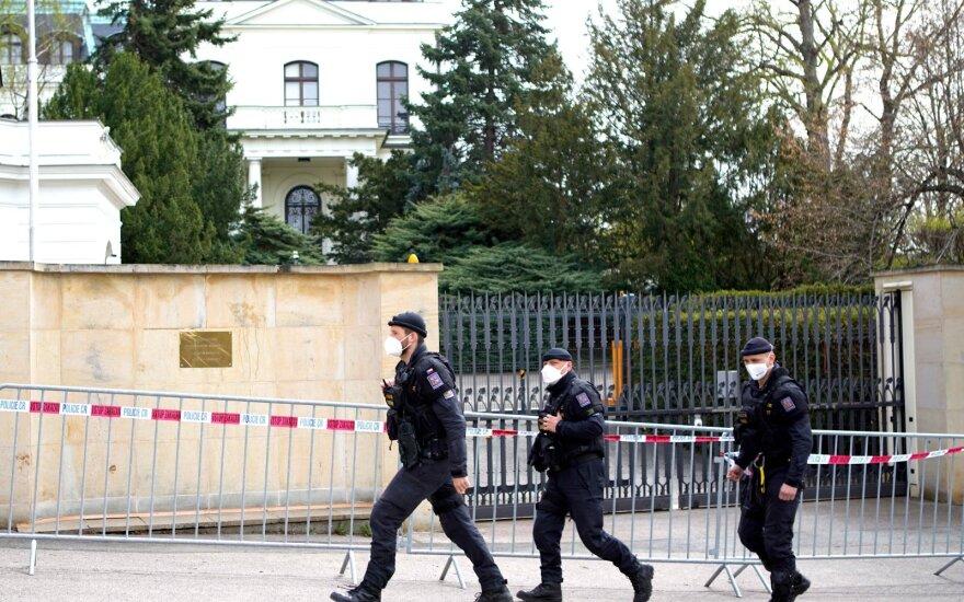 Rusijos ambasada Čekijoje