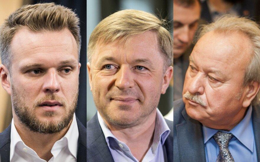 VMI paviešino deklaracijas: Karbauskio ir Landsbergio šeimų turtai augo milijonais