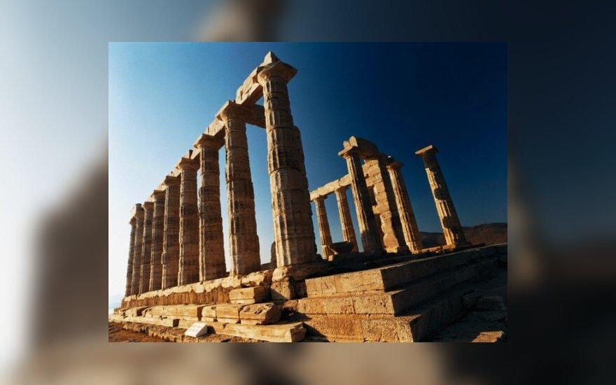ES skelbia, kad Graikijai bus suteikta nauja paskolos dalis