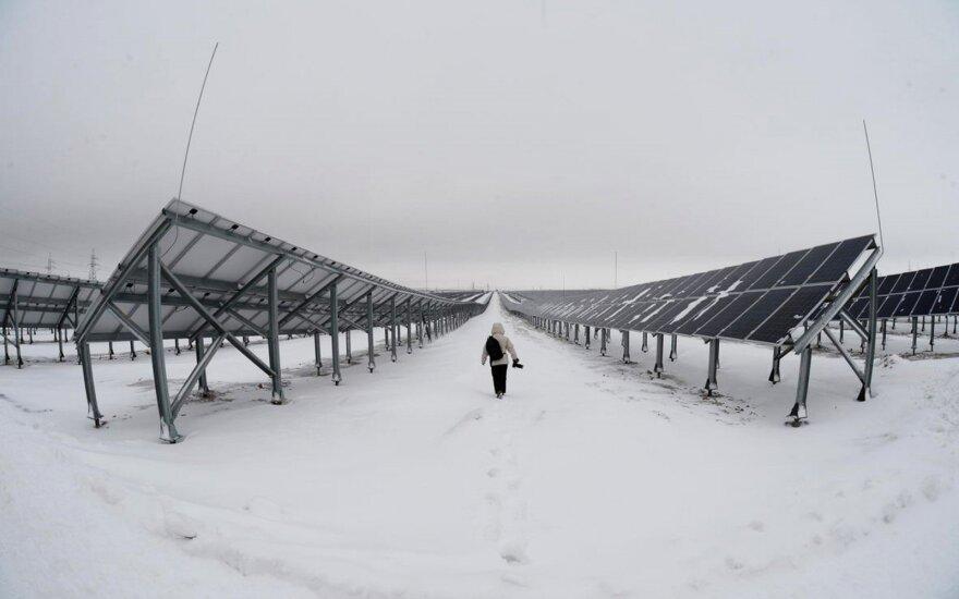 Saulės kolektoriai
