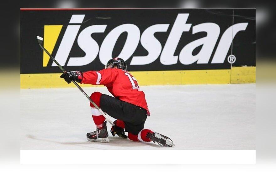 Povilas Verenis (IIHF nuotr.)