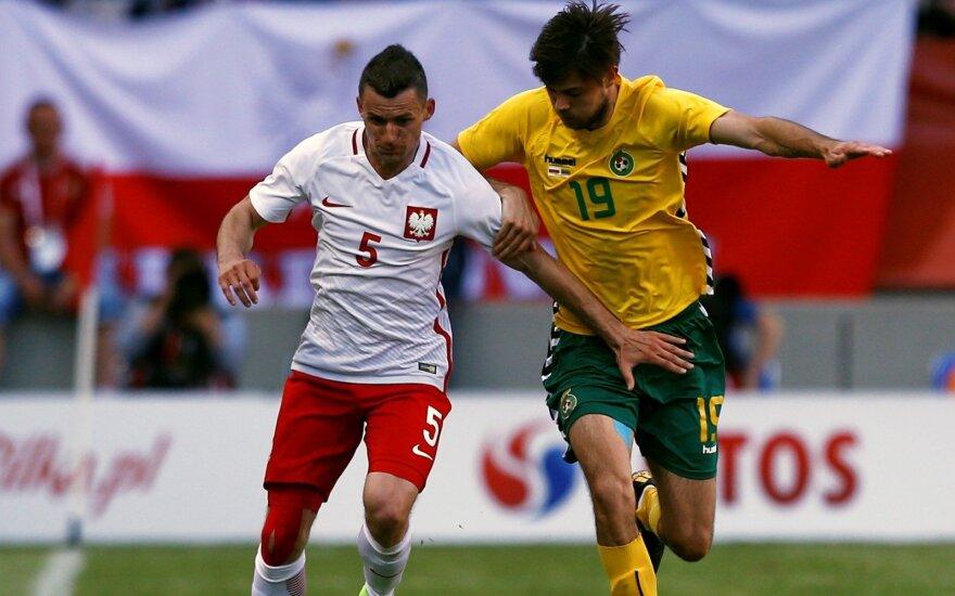 Draugiškos rungtynės: Lenkija – Lietuva