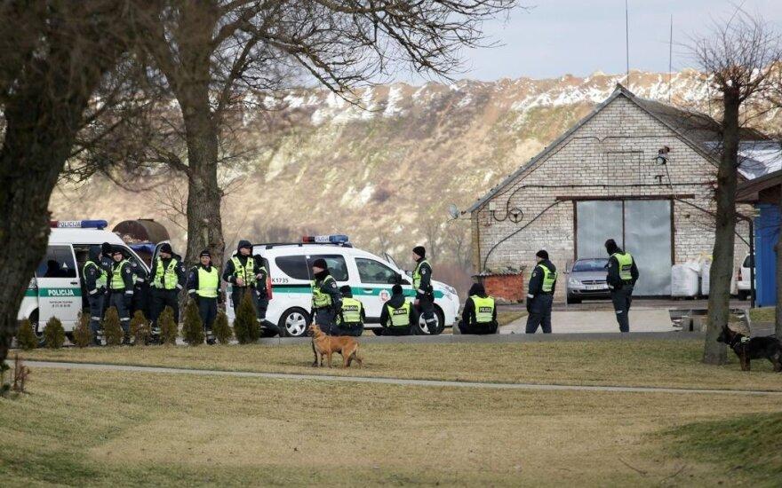 Didžiulė policijos paieškos grupė I. Strazdauskaitės pėdsakų ieškojo Kėdainių rajone