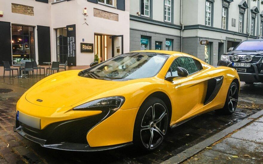 """""""McLaren"""" griauna mitus: nuo 2025 laukia didžiuliai pokyčiai"""