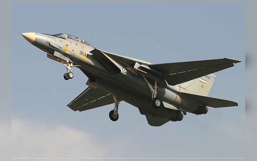Irano naikintuvas F-14