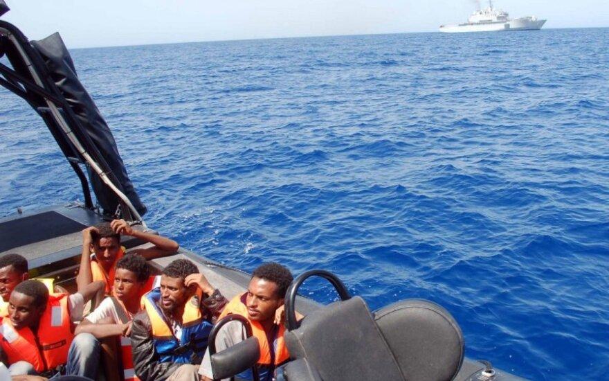 JT: į Ispaniją jūra atvyksta daugiau migrantų, nei į Italiją