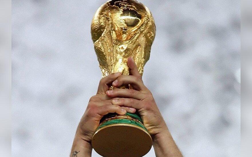 Futbolo pasaulio čempionų taurė (omgghana.com nuotr.)